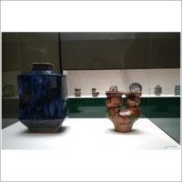パナソニック 汐留ミュージアム「没後50年 河井寬次郎展~過去が咲いてゐる今、未来の蕾で一杯な今~」
