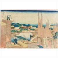 「江戸の土木」展 <br />―橋・水路・ダム・大建築から再開発エリアまで―